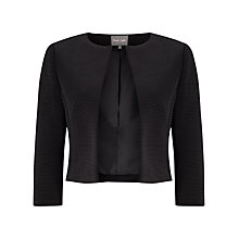 Buy Phase Eight Claudette Tailored Jacket, Black Online at johnlewis.com