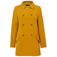 Buy White Stuff Vera Velvet Coat Online at johnlewis.com