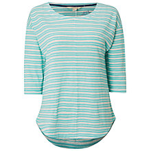 Buy White Stuff Hadley Stripe Linen Jersey T-Shirt Online at johnlewis.com