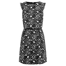 Buy Oasis Jacquard Two In One Dress, Multi Online at johnlewis.com