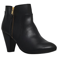 Buy Carvela Tiffany Ankle Boots, Black Online at johnlewis.com