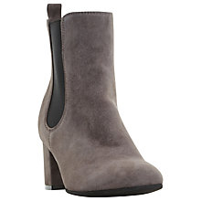 Buy Dune Ola Block Heeled Chelsea Ankle Boots Online at johnlewis.com