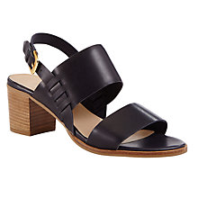 Buy John Lewis Jessie Block Heeled Sandals Online at johnlewis.com