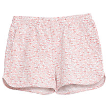 Buy Wheat Girls' Sesil Flamingo Print Shorts, Pink Online at johnlewis.com