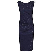 Buy Jolie Moi Lace Bonded Sequin Shift Dress Online at johnlewis.com