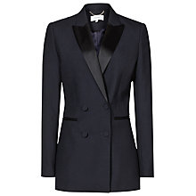 Buy Reiss Rocco Tuxedo Jacket, Black/Navy Online at johnlewis.com