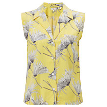 Buy Levi's Betty Shirt, Lemon Zest Floral Online at johnlewis.com