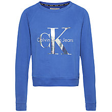 Buy Calvin Klein Hanna True Icon Sweatshirt Online at johnlewis.com