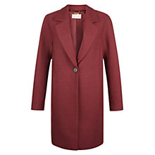 Buy Hobbs Cherrie Coat, Cherrie Online at johnlewis.com