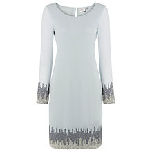 Buy Raishma Silver Embellished Dress Online at johnlewis.com