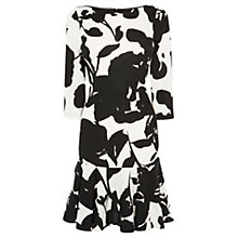 Buy Coast Danni Floral Dress, Mono Online at johnlewis.com