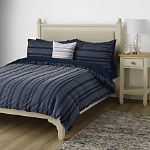 Buy John Lewis Coastal Worthing Duvet Cover and Pillowcase Set Online at johnlewis.com