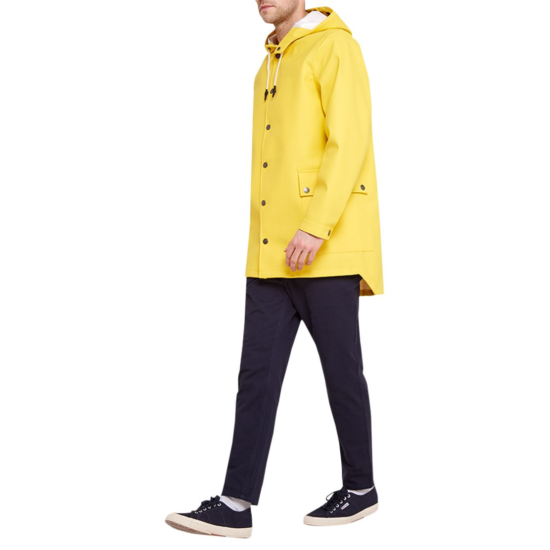 HYMN HYMN Paddington Rain Mac, Yellow