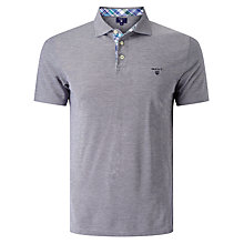 Buy Gant Madras Collar Shirt Online at johnlewis.com