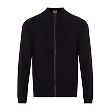 Buy HYMN Sportsday Zip Through Jumper Online at johnlewis.com