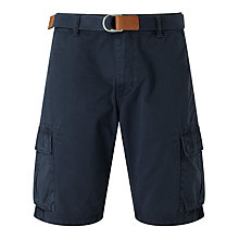 Buy Gant Belted Cargo Shorts Online at johnlewis.com