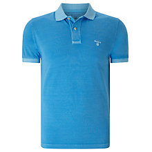 Buy Gant Sunbleached Polo Shirt Online at johnlewis.com