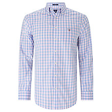 Buy Gant Lobby Oxford Gingham Shirt Online at johnlewis.com