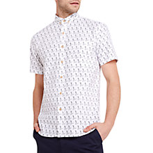 Buy HYMN Seagull Oxford Button Down Shirt Online at johnlewis.com