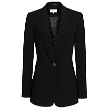 Buy Reiss Reed Shawl Lapel Blazer, Black Online at johnlewis.com