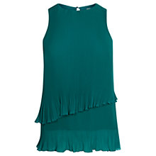 Buy Coast Rhiona Pleated Top Online at johnlewis.com
