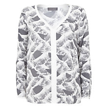 Buy Mint Velvet Liana Print Blouse, Multi Online at johnlewis.com