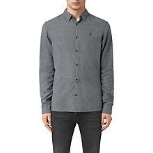Buy AllSaints Blackhear Shirt Online at johnlewis.com