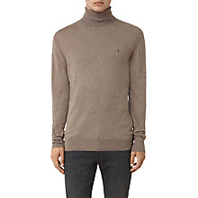 Buy AllSaints Rue Roll Neck Jumper Online at johnlewis.com