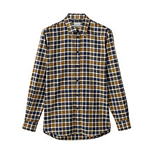 Buy Jigsaw Bricollage Checked Shirt Online at johnlewis.com