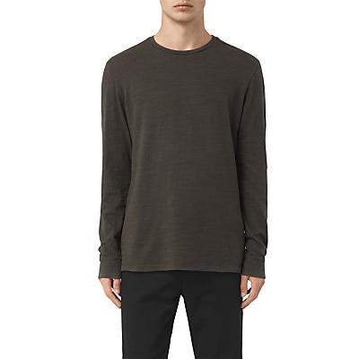 Image of AllSaints Orsman Long Sleeve T-Shirt