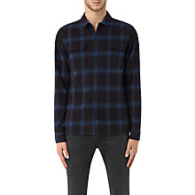Buy AllSaints Nanaimo Shirt Online at johnlewis.com