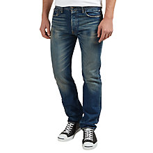 Buy Levi's 501 Original Straight Jeans, Rough Morning Online at johnlewis.com