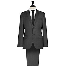 Buy Reiss Henry Wool Modern Fit Suit, Grey Online at johnlewis.com