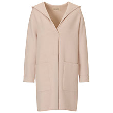 Buy Betty Barclay Hooded Coat, Pearl Beige Online at johnlewis.com