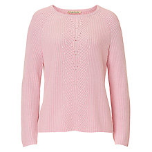 Buy Betty Barclay Ribbed Jumper, Cameo Pink Online at johnlewis.com