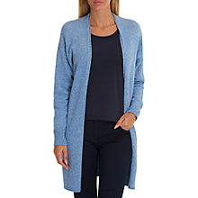 Buy Betty Barclay Long Cardigan, Dusty Cloud Online at johnlewis.com