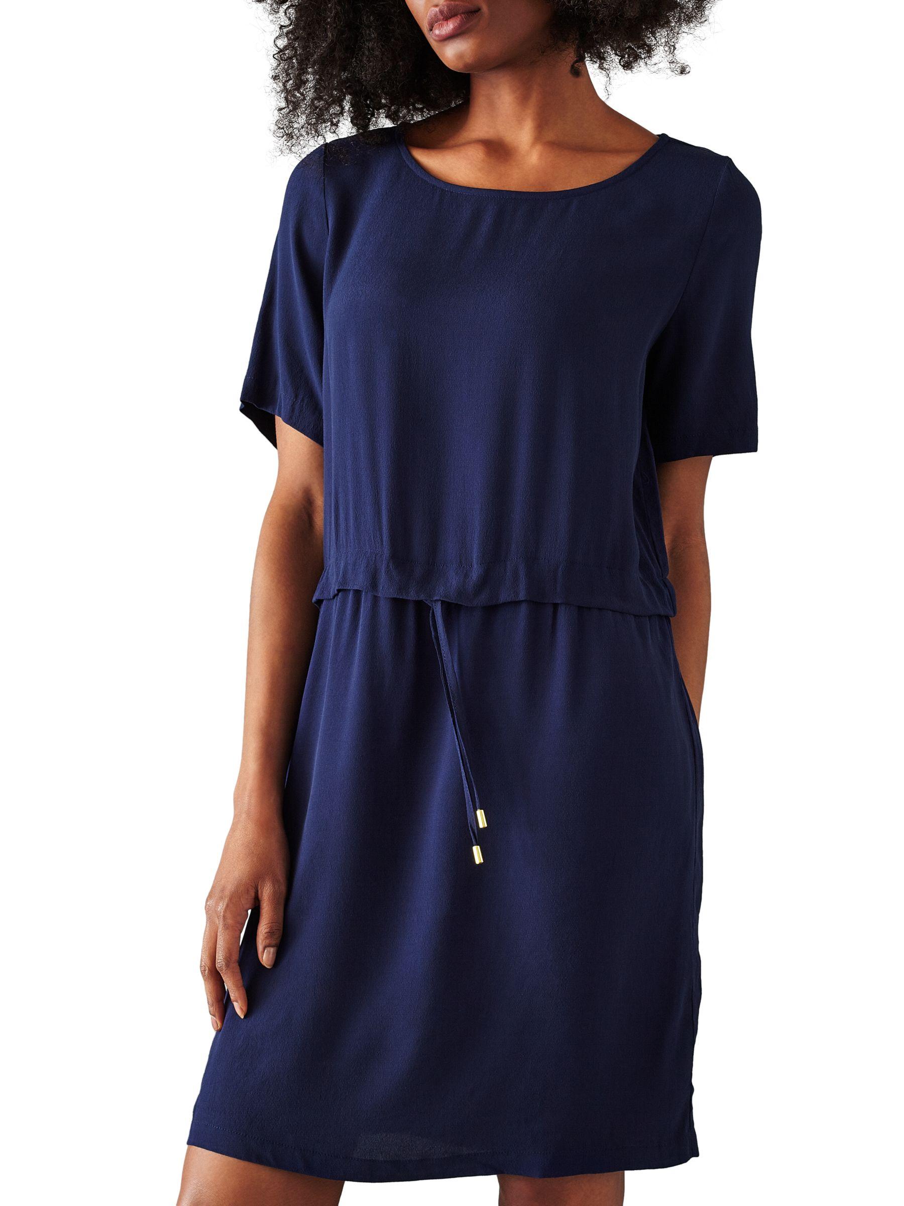 Minimum Minimum Janett Dress, Twilight Blue