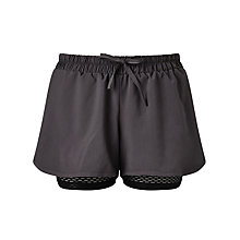 Buy ONLY PLAY Conny Training Shorts, Black Online at johnlewis.com