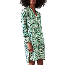 Buy Minimum Katina Dress, Paris Green Online at johnlewis.com