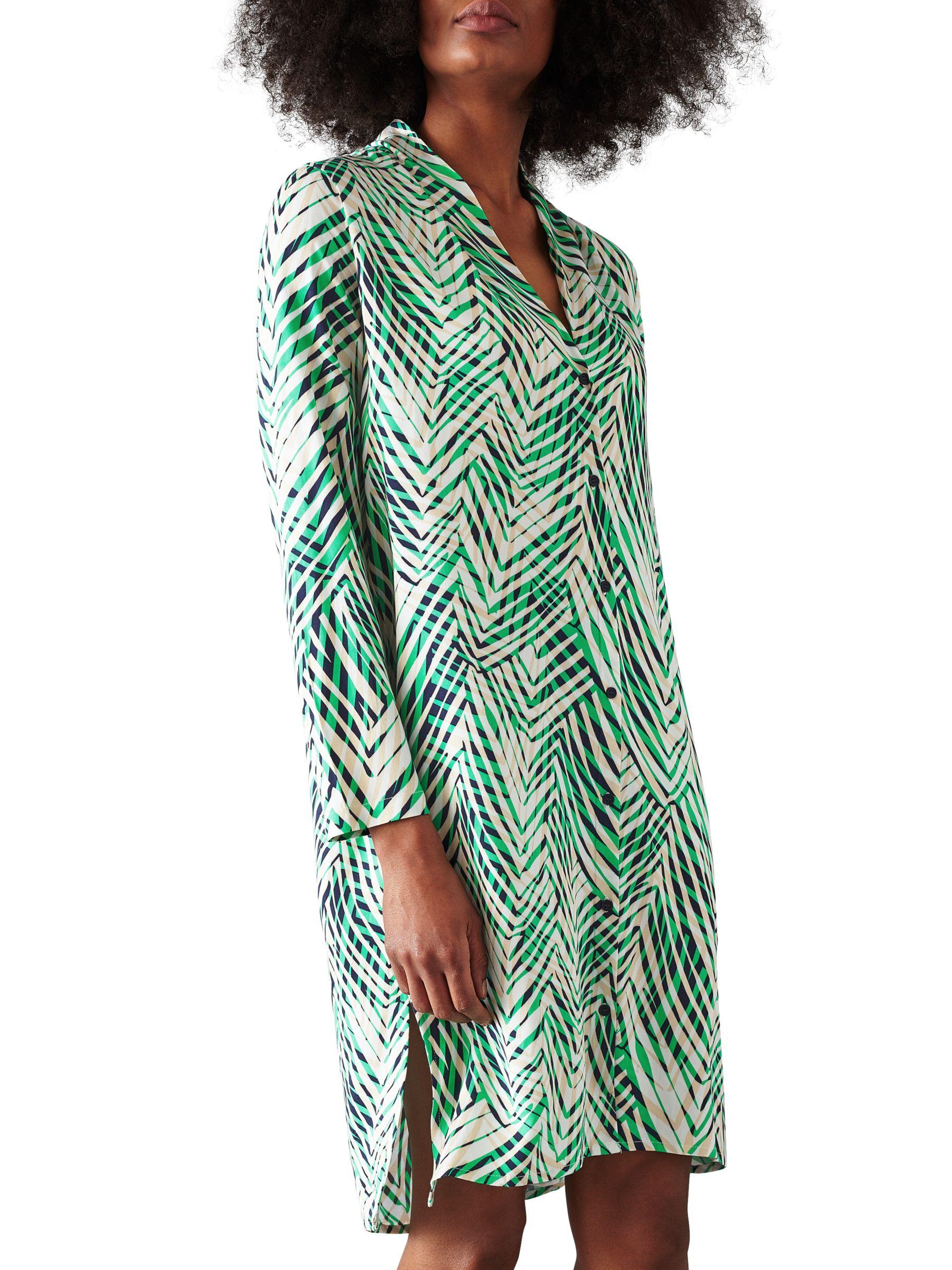 Minimum Minimum Katina Dress, Paris Green