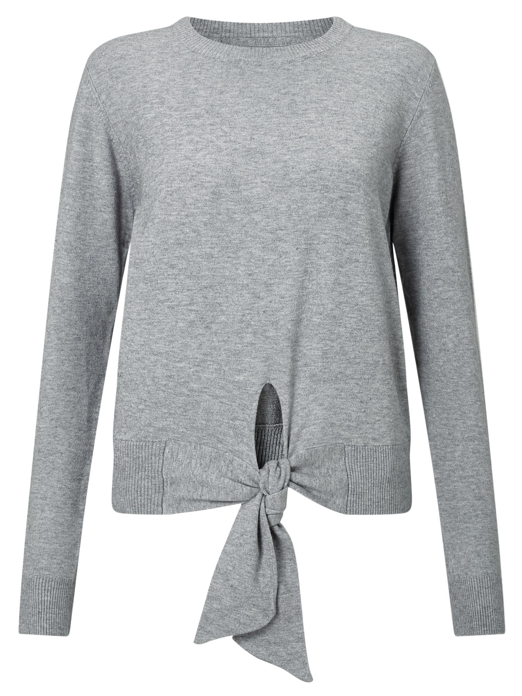 Minimum Minimum Irela Jumper, Light Grey Melange