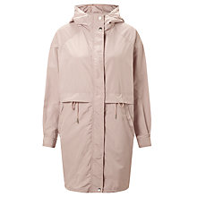 Buy Minimum Dusine Parka, Rose Online at johnlewis.com