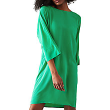 Buy Minimum Misha Silk Blend Dress, Paris Green Online at johnlewis.com