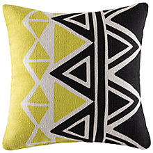 Buy Kas Bocca Cotton Knit Cushion Online at johnlewis.com