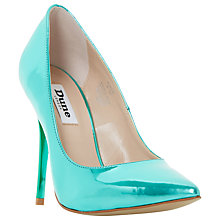 Buy Dune Blaze Stiletto Heeled Court Shoes Online at johnlewis.com