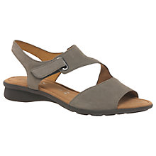 Buy Gabor Mostic Wide Sandals Online at johnlewis.com