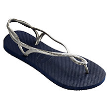 Buy Havaianas Luna Flip Flops Online at johnlewis.com