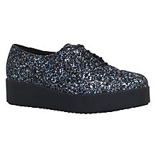 Buy Carvela Leslie Flatform Brogues, Multi Online at johnlewis.com