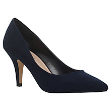 Buy Carvela Kairo 2 Cone Heeled Court Shoes Online at johnlewis.com