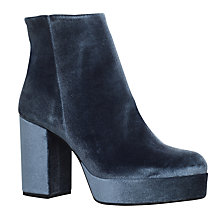 Buy Carvela Swedish Block Heeled Platform Ankle Boots Online at johnlewis.com